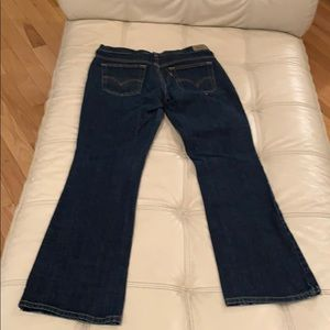 Levi's 515 Womens Bootcut Jeans Size 8 Medium